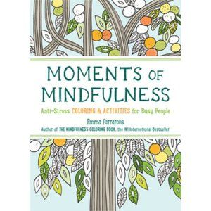 3/$25 BOOK SALE! Moments Of Mindfulness
